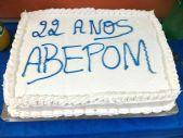 Comemora��o anivers�rio 22 anos ABEPOM.